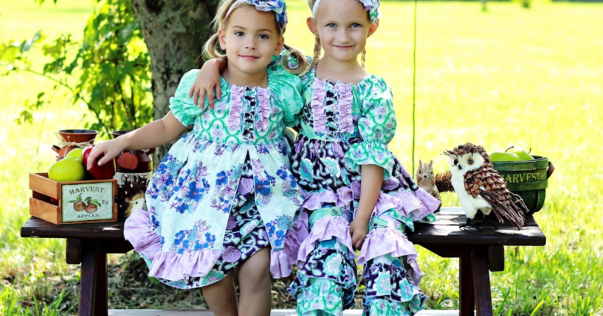 Create Kids Couture: Wohoo, It's Friday, And We're Having
