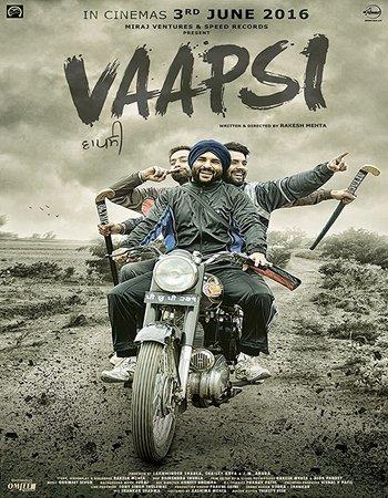 Vaapsi (2016) Punjabi 720p