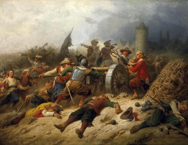 Kriege Im Mittelalter