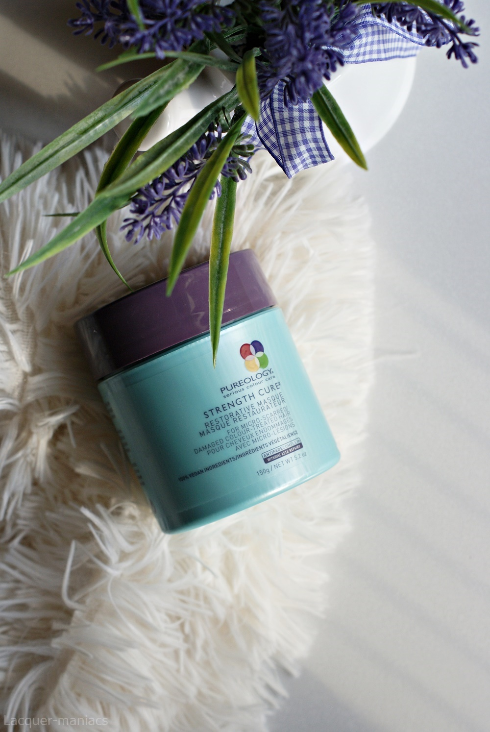 Redken Pureology Strength Cure Restorative Masque, czyli maska do włosów farbowanych