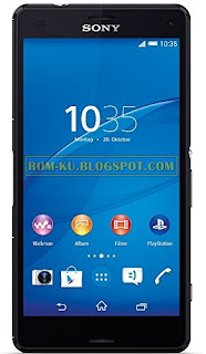 Firmware Sony Xperia Z3 Compact Tested (FTF File)