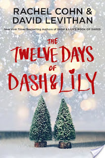 Twelve Days of Dash & Lily by Cohn and Levithan book cover