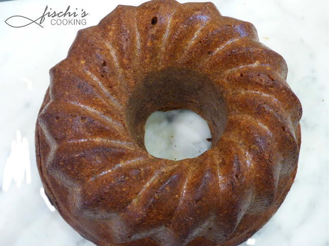 fischiscooking, dessert. guglhupf