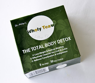 Health & Fitness Friday: Dr. Miller's Wholy Tea Review