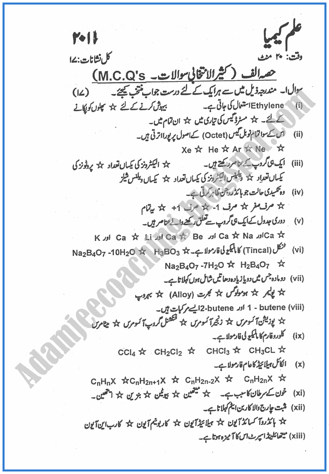 Urdu essays for class 12 Research paper Example