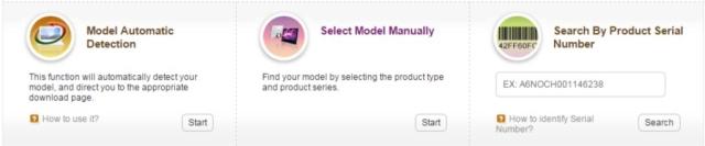 pilih cara menentukan model