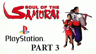 LINK Soul of the Samurai PS1 ISO CLUBBIT