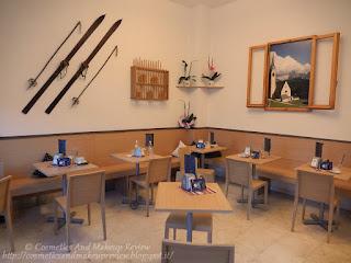 Alle Dolomiti Cafè - interni