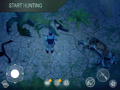 Jurassic Survival v1.1.6 MOD APK Unlimited Money (NO ROOT)