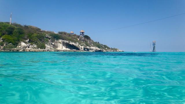 Snorkel em Isla Mujeres