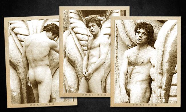 Risultati immagini per claudio Amendola nudo