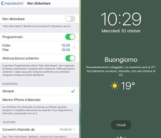 Meteo iPhone