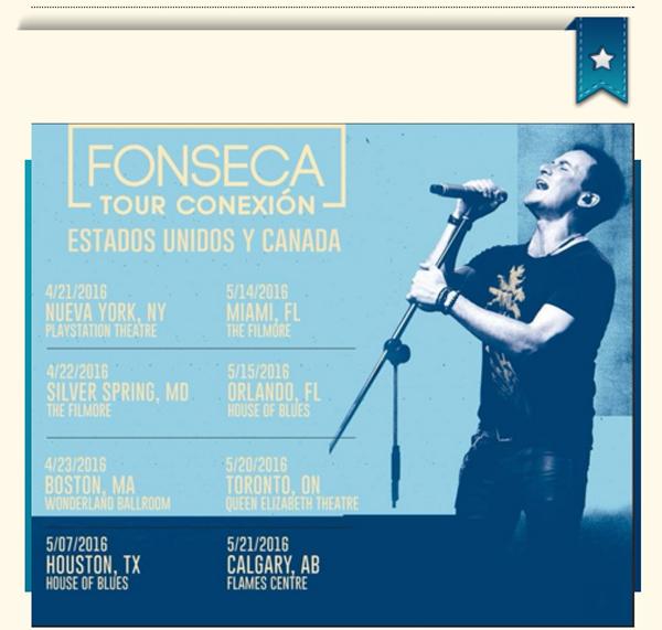 Fonseca-tour