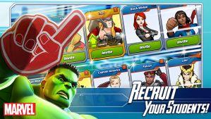 Siapa tidak kenal dengan aksara terkenal superhero di dunia MARVEL Avengers MOD APK v2.10.0 Academy Games for android
