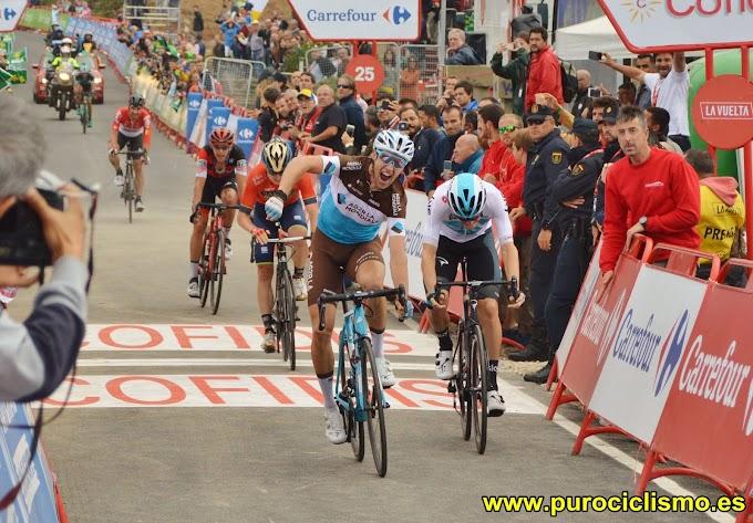 Vuelta a España 2018 - 12ª etapa