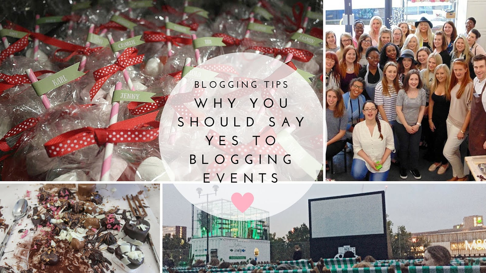Blogging Tips || Why You Should Say Yes To Blogging Events