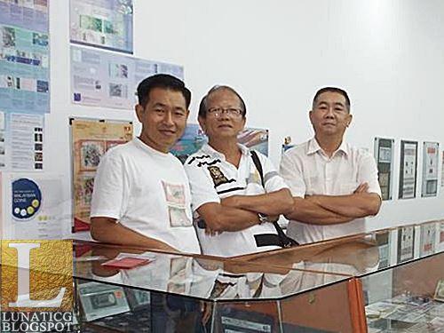 Saneoh Stamps Corner