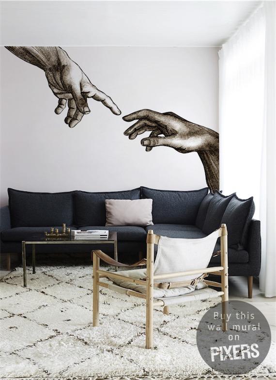 fotomurales para decorar la casa