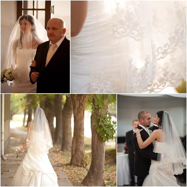 Bridal Mirage  Emese - csipkés menyasszonyi fátyol f0604df2a1