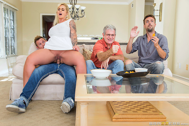 Ryan Conner - Take a Seat on My Dick (Milfs Like It Big)