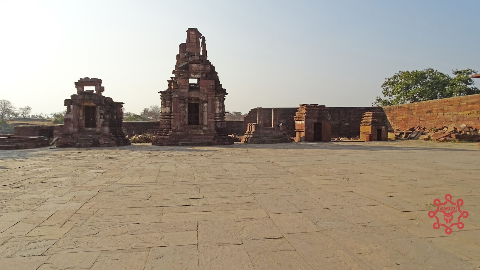 Small temples at Menal complex