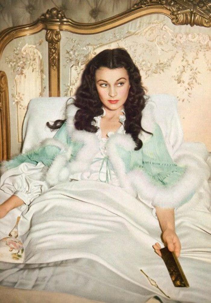 vintage lingerie a-z bed jacket