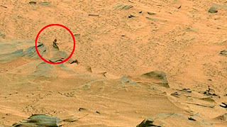 Marte está habitado por seres humanos y tenemos un pacto secreto con los alienígenas, revela activista espacial
