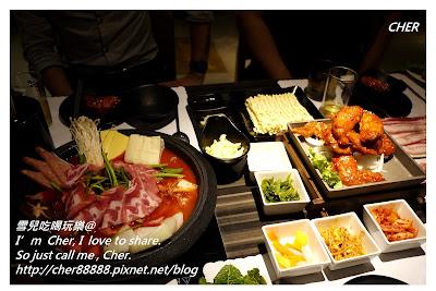 K-BOOM 韓式料理 @ 臺北車站 @ 雪兒吃喝玩樂走透透~ :: 痞客邦