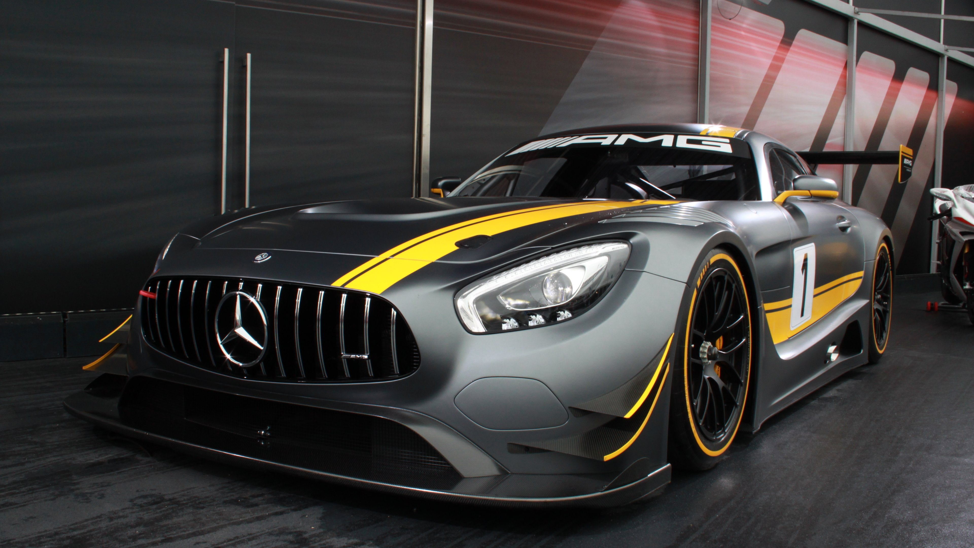Mercedes | HD Wallpapers · 4K