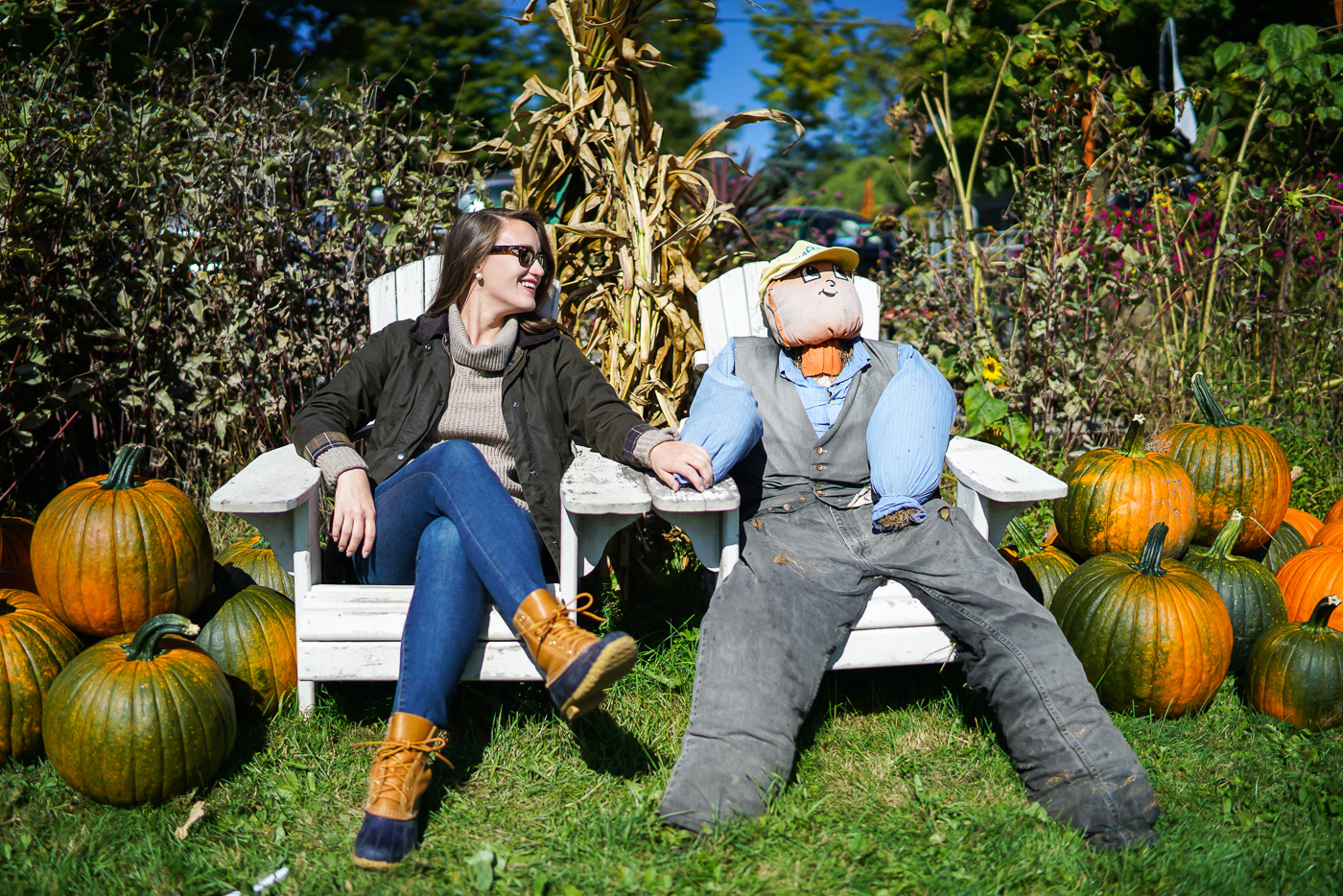 Pumpkin Patch, Vermont, Pumpkin Picking, What to wear pumpkin picking, October Fashion