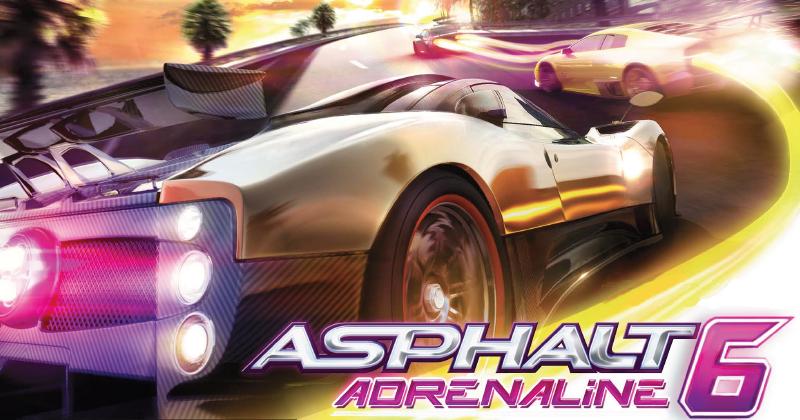 Asphalt 6 Adrenaline HD 1 1 2 - Symbian^3 - Anna - Belle - Nokia N8