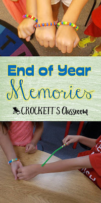 End of Year Memories Booklet.  Great activity to relive and gather memories from the school year.