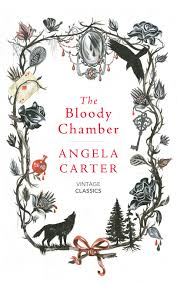 Book cover for Angela Carter's The Bloody Chamber in the South Manchester, Chorlton, and Didsbury book group
