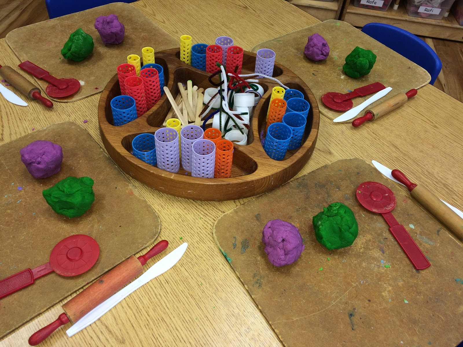 explore inspire ec: loose parts and intentional environments