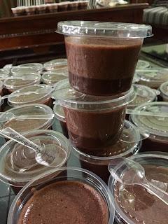 Resep Puding Coklat Busa