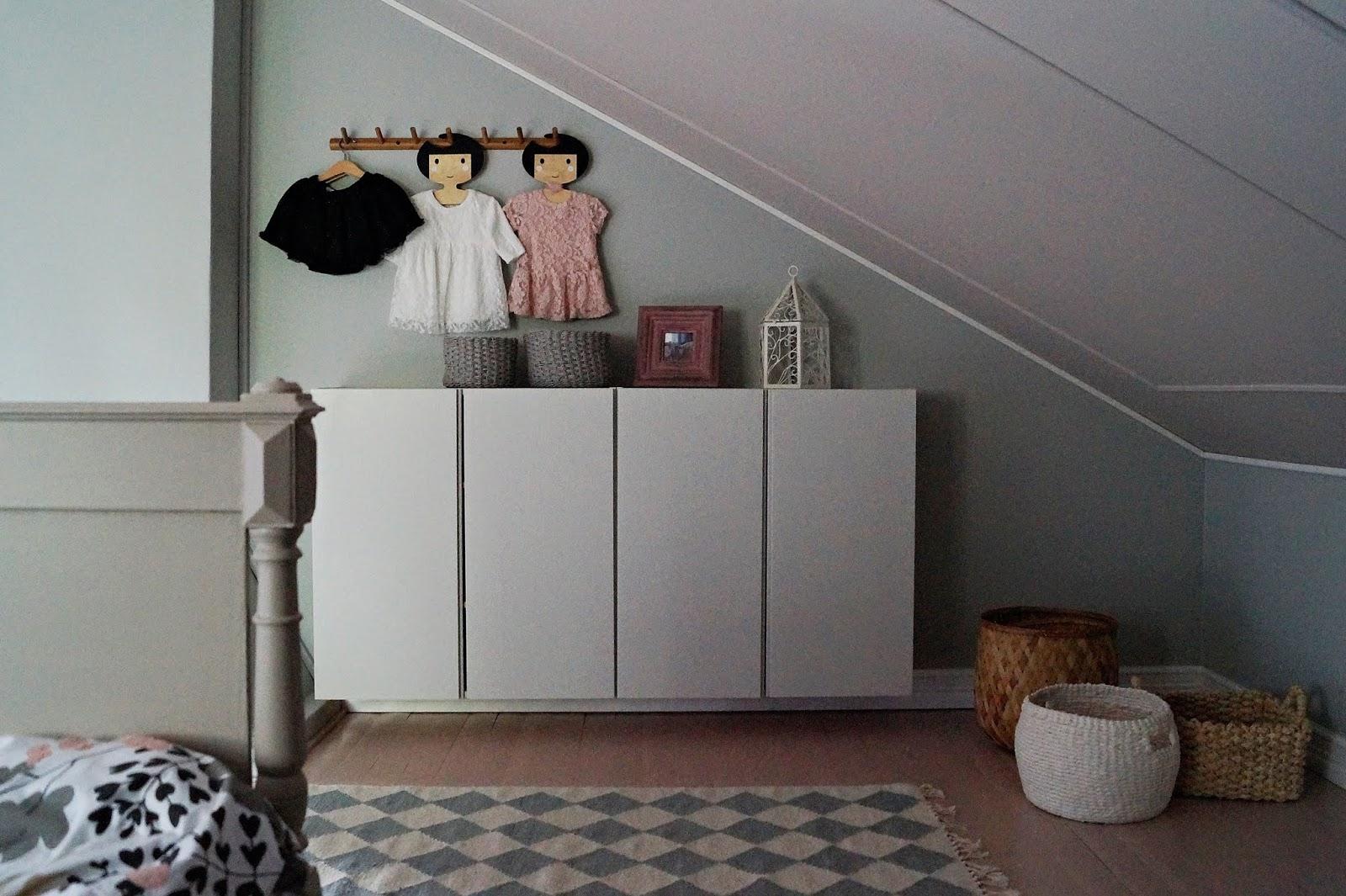 Lastenhuoneen lelusäilytys