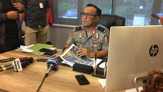 Polri Sudah Kantongi Aktor di Balik Akun @opposite6890