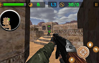 download Game Critical strike: Sniper untuk iPhone