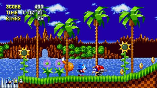 Sonic Mania Free Download PC Gameplay