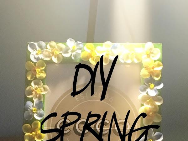 DIY SPRING FRAME