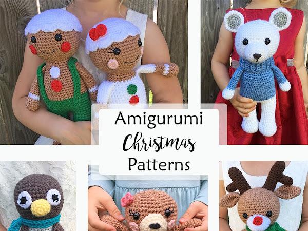 Amigurumi Christmas Patterns
