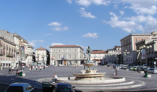 Photo of Piazza Duomo in L'Aquila