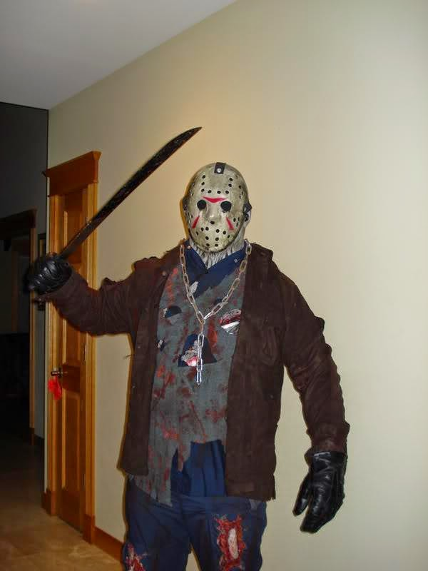 Jason Voorhees Halloween Costume