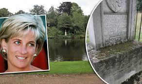 الكشف عن قبر الأميرة البريطانية الراحلة ديانا سبنسر الحقيقي