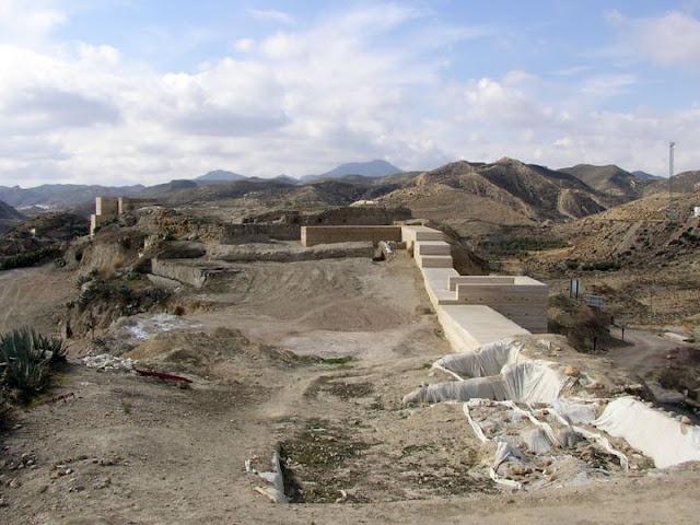 Castillo Medieval de Nogalte – Puerto Lumbreras – España (9 al 23 de julio 2017)
