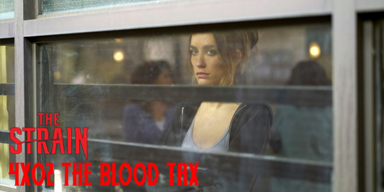 The Strain (4x02) The Blood Tax: Los Strigoi son los nuevos naZzZzZis