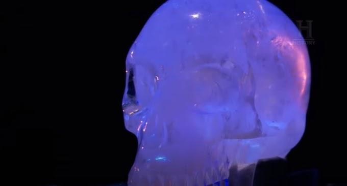 Craneos de cristal pueden ser artefactos que guardan y envían información de otros Mundos