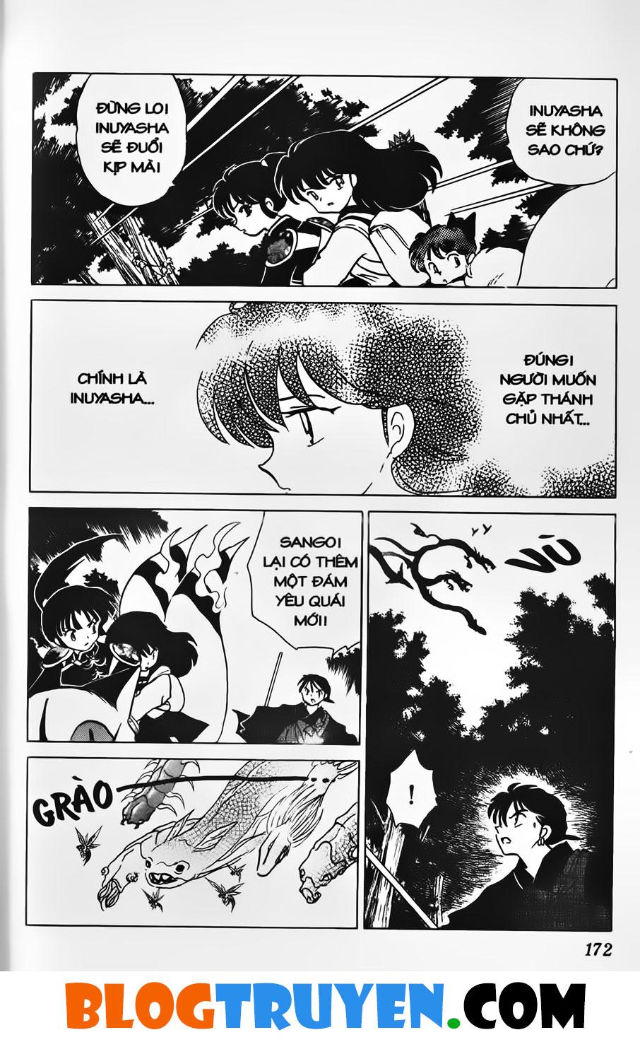 Inuyasha vol 31.10 trang 5