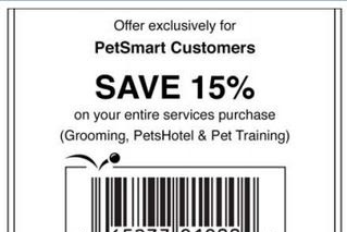 Petsmart Pet Hotel Coupons
