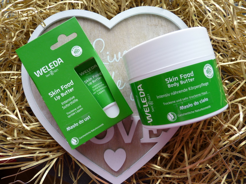 Weleda lip butter
